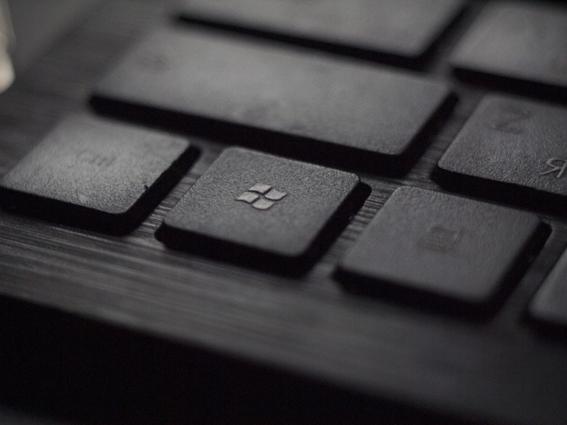Símbolo da Microsoft | Foto: Tadas Sar