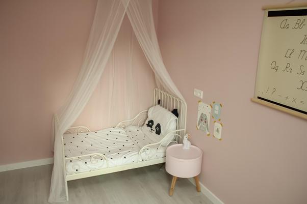 Cores pastéis normalmente são utilizadas para quartos e produtos de bebês | Foto: Sven Brandsma