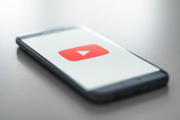 O YouTube é uma das principais redes sociais atualmente