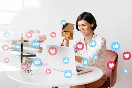 Engajar sua audiência é essencial ao produzir conteúdo online | Foto: Freepik